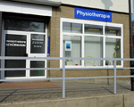 Physiotherapie Andreas Schuermann Eingang